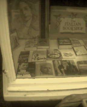 Italian Bookshop a Londra